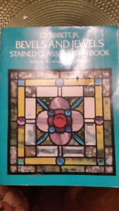 5 Stained glass pattern books for $20!