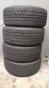 "16"" Winter Tires (215/55R16) Kitchener / Waterloo Kitchener Area image 1"