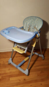 PRE-PEREGO HIGH CHAIR / CHAISE HAUTE