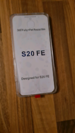 Samsung s20fe 360 phone cover