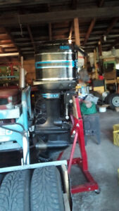 1976 Mercury 150 H.P.  Outboard (Tower of Power)