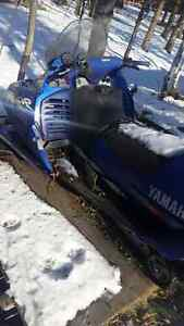 Looking to trade my sled for a dirt bike