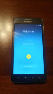 UNLOCKED - SAMSUNG GALAXY 'GRAND PRIME'  CELL PHONE