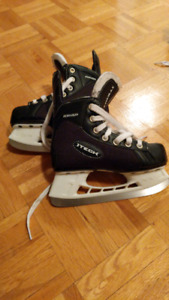 ITech youth ice skates size 13