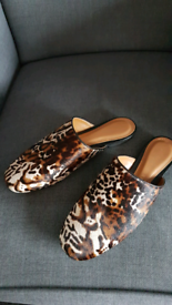 Brand New , Next , Leather size 5 ALL Leather