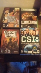 Xbox 360 and PC games