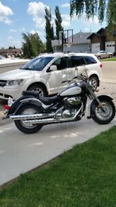 2001 Suzuki Intruder Volusia for sale
