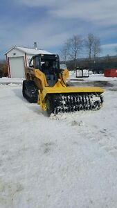 Sweeper for Skid steer