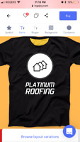 Platinum Roofing  Inc