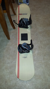 Coors Light Snowboard