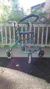 Shower Chair, Commode Chair, Wheeled Walker Cambridge Kitchener Area image 2