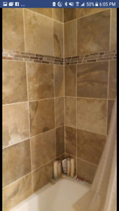 Up to 360sqft Italian porcelain tile