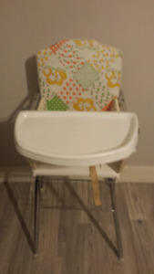*RETRO* High Chair for sale.
