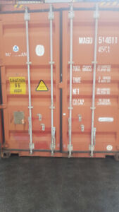 40' Used Shipping Container (NS)