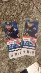 Kitchener rangers - 2 tickets for todays game at 2pm