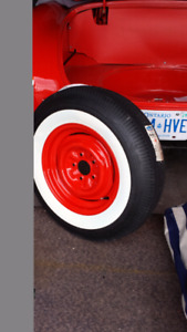 Wanted classic car tires