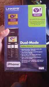 Dual mode cordless wiresless phone brand new seald