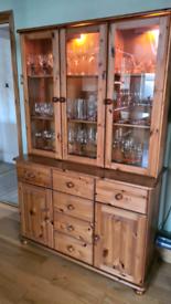 Pine display unit