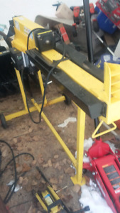 Power  Fist  Log Splitter  $250.00
