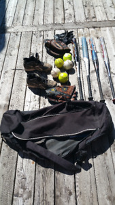 Softball/Slow Pitch Equipment For Sale