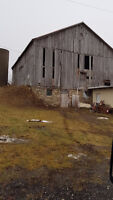Barn Demolition/ Removal- WE PAY CASH FOR YOUR BARN $$$