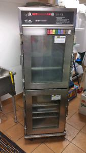 HENNY PENNY SMART HOLD HOT FOOD CABINET
