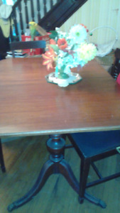 Dining Room Table and Chairs (Moving Sale)