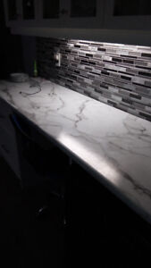 Counter top ( Laminate 6 months old)
