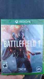 Battlefield for XBOX ONE *FACTORY SEALED