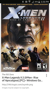 Want to buy xmen legends 2