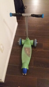 Scooter Kixi for up to 6 years old
