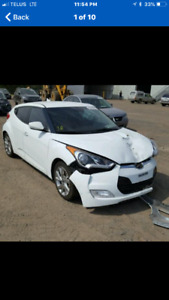 EASY FIX 2016 HYUNDAI VELOSTER 50.000KMS 4995$@902-293-6969