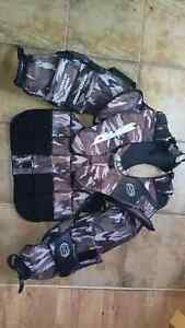 Chest protector adult/senior small