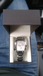 Two fancy men's watches for sale
