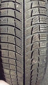 Winter Tires - Michelin X-ice - 215/70R15