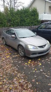 Acura rsx 2005 à vendre ou échange contre pick-up