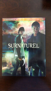 DVD Surnaturel
