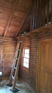 Charming Off Grid Log Cabin Sarnia Sarnia Area image 5