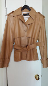 Leather Jacket NEW!!! Only $40!