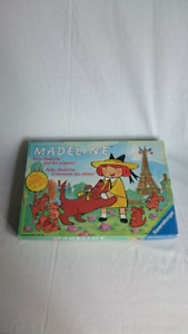 1992 Ravensburger Madeline Help Find Her Puppy board game