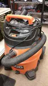 Price Reduced -60.00 --- Ridgid 6.5 hp 16 gallon wet/dry vac Belleville Belleville Area image 1