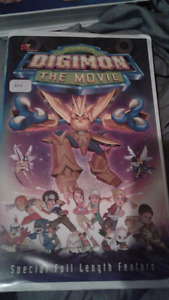 $10 digimon vhs and more
