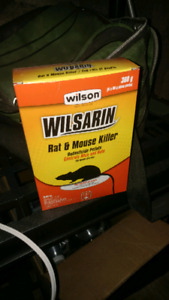 Mouse and rat killer