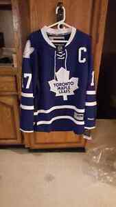 Official Licensed NHL TORONTO MAPLE LEAFS JERSEY