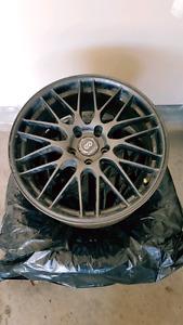 Enkei 18 inch X  7.5 inch EKM3 Performance Wheels