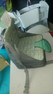The first years travel booster seat. Pick up only
