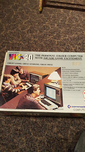 Vic 20 complete in box