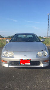 2001 Acura Integra SE Coupe (2 door)