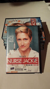 FIRST 2 SEASONS OF NURSE JACKIE London Ontario image 1