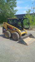 CAT 216B FOR SALE